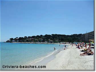 Best Private Beach Juan Les Pins
