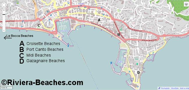 Midi Beaches
